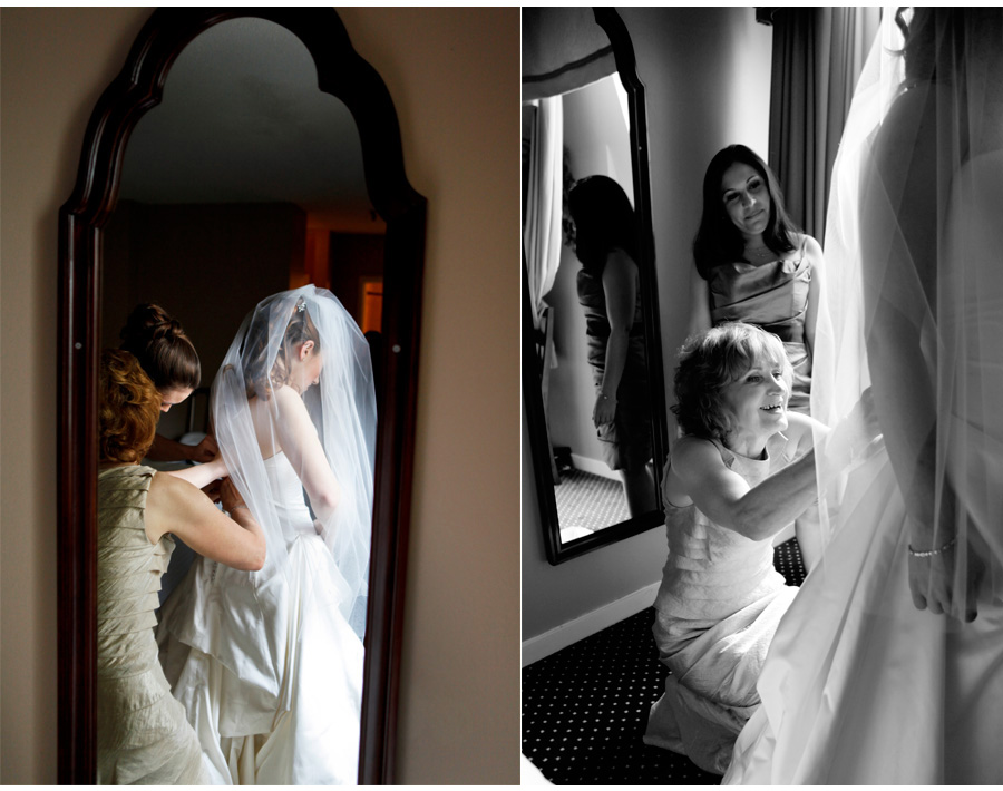 Nassau Inn Wedding Photography