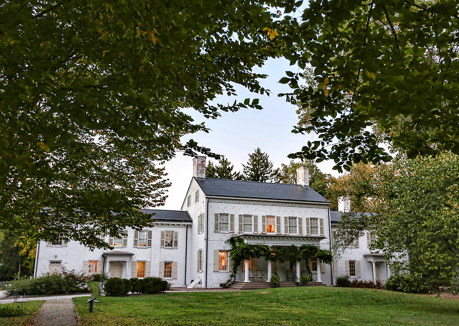 A Historic Landmark The Morven Museum Was Once New Jersey Governors Mansion I Just Adore Country Charm In City Of My Tented Weddings