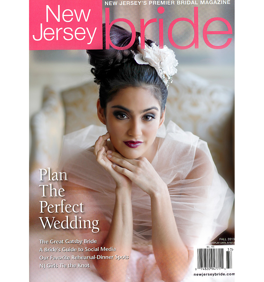 New Jersey Bride Magazine Covers