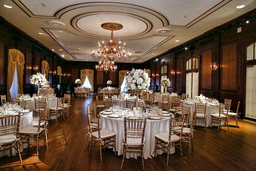 Union League Wedding Reception Of Jessica Vincente