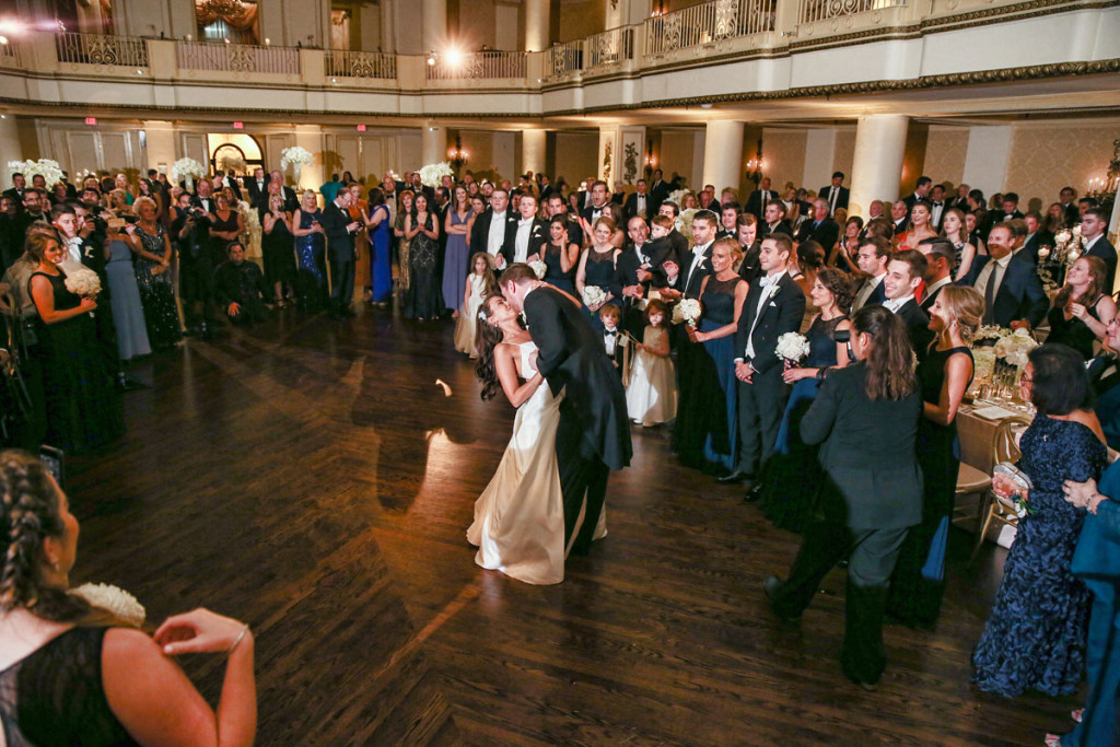 The Bellevue Philadelphia Wedding Reception Wedding Reception Of